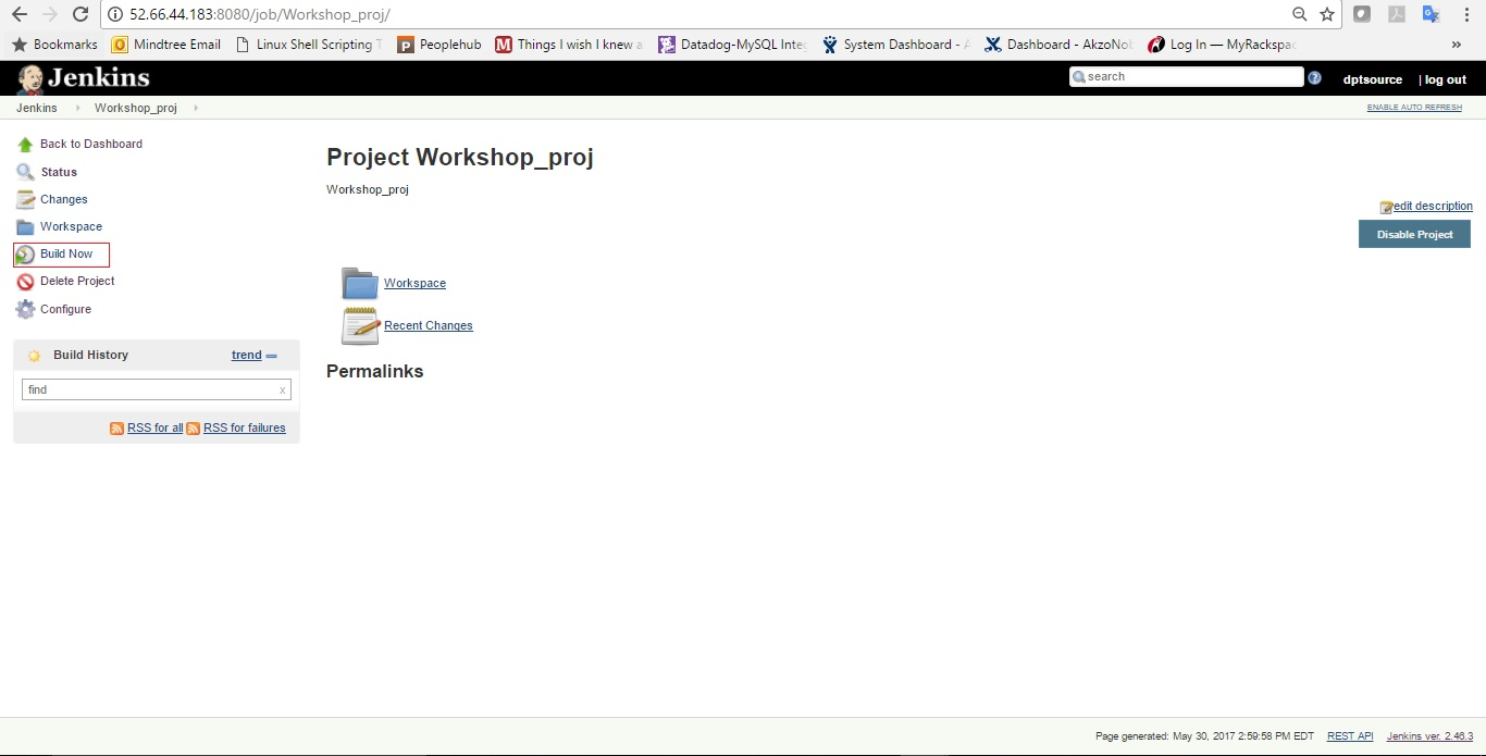 How to Install Jenkins on CentOS 7 and Configure Git