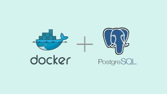 docker+postgresql